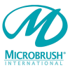 Microbrush Applicator, Fine, Yellow, 1.5mm, PK/100